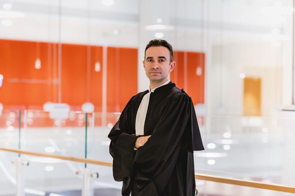 Maitre Parras, avocat en droit du travail
