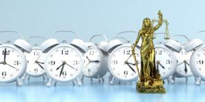 Le droit du travail et le temps